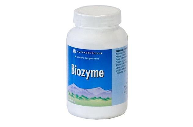 Лекарство Биозим в банке