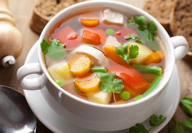 диетические супы рецепт