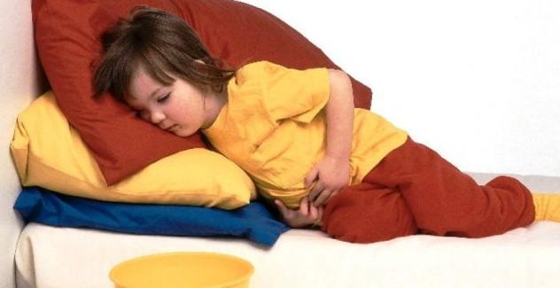 Холецистит у детей