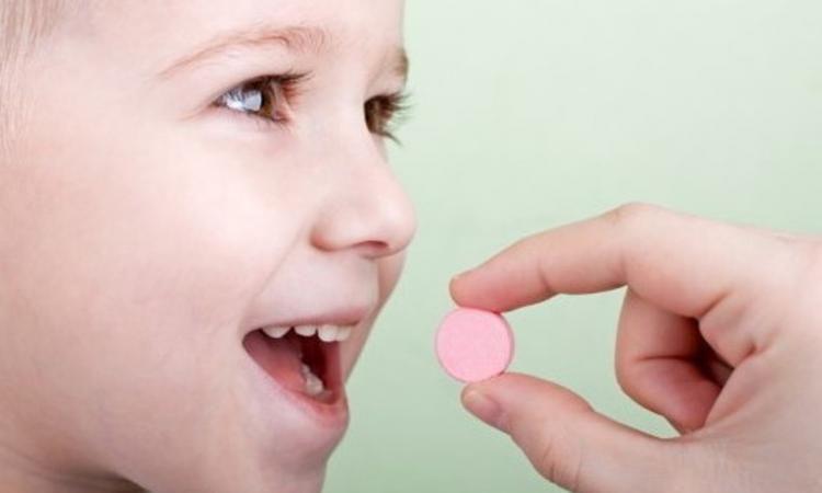 Таблетки детям