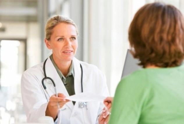 Рекомендации врача пациентке