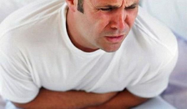 Воспаление желудка у мужчины