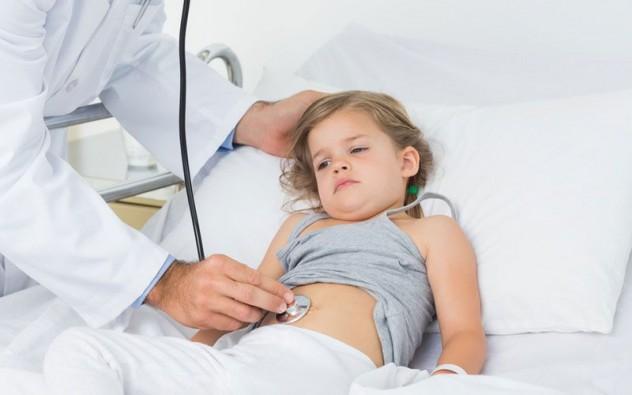 Дети у доктора