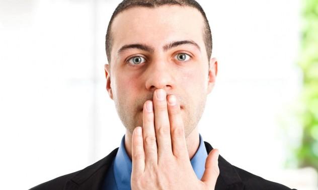 запах гниения изо рта причины