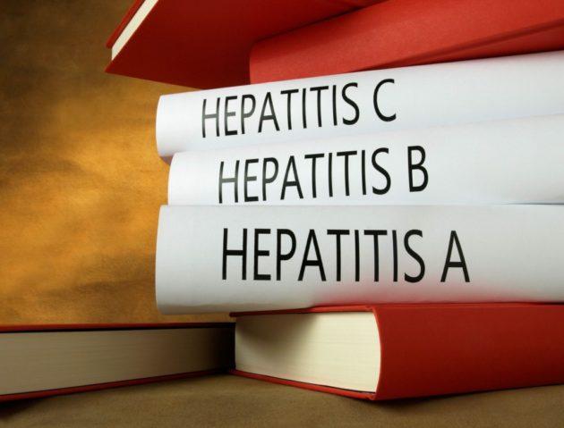 Виды гепатитов