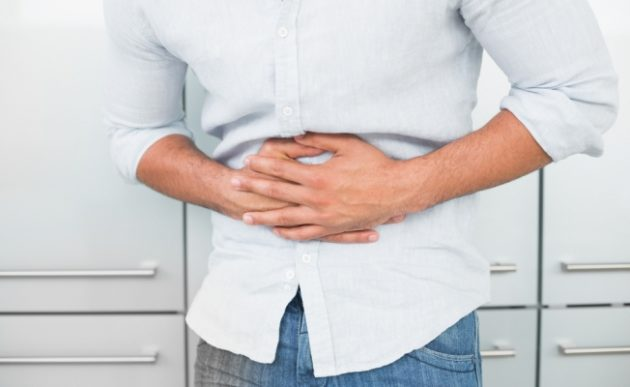 Хроническая язва желудка