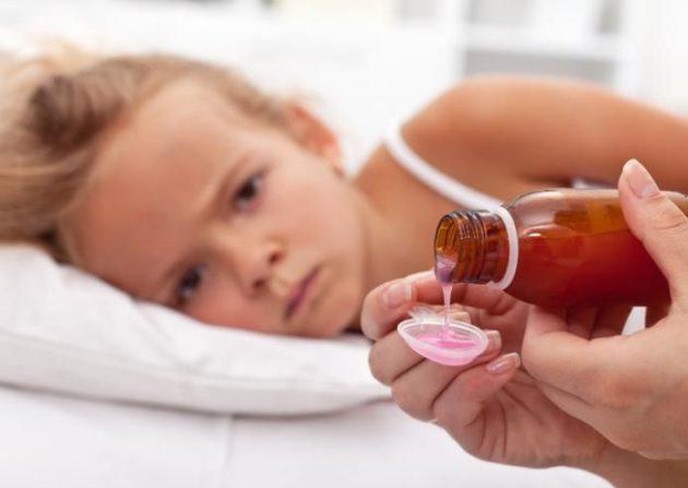 Лечение у ребенка кишечной инфекции