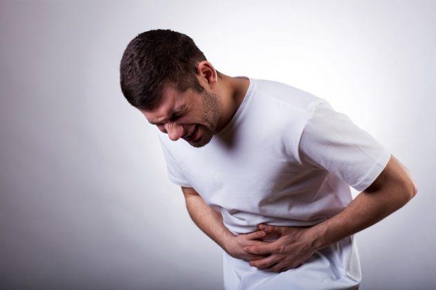 Боль в животе при аномалии желчного пузыря
