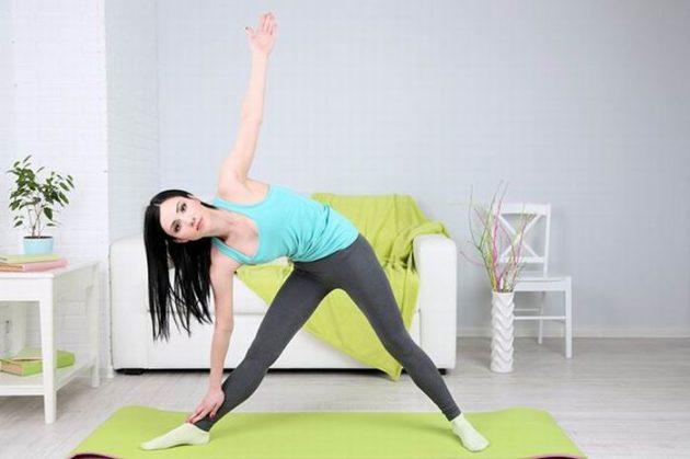 гимнастика для улучшения оттока желчи