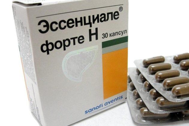 Эссенциале для лечения гепатоза