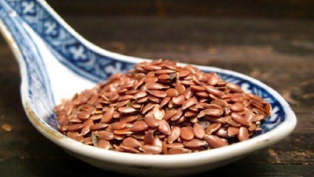 Семена льна при запоре у грудничка