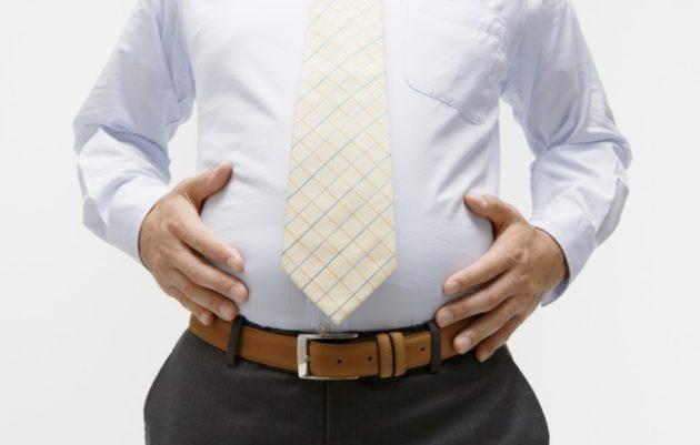 Полний желудок: почему возникает чувство переполненного желудка