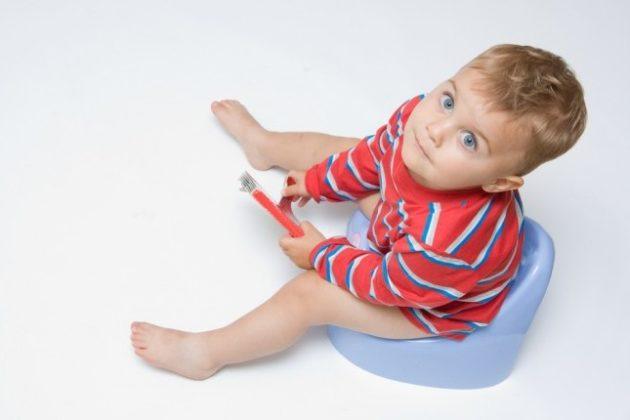 Хронический запор у детей и взрослых является главной причиной развития выпадения прямой кишки