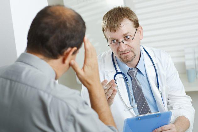 Пациент просит посоветовать средство от запора
