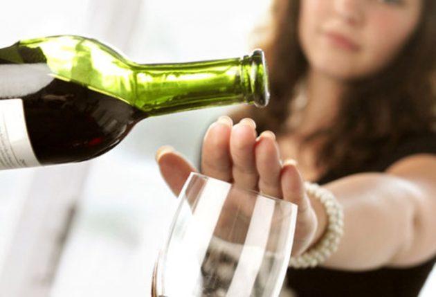 Для комфортной жизни после удаления желчного пузыря следует оказаться от алкоголя