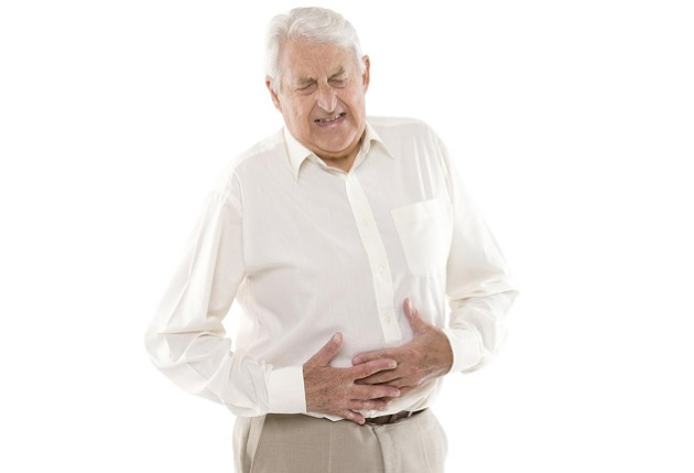 боли у мужчины при ишемическом колите