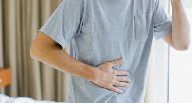 Боль в эпигастрии при язве двенадцатиперстной кишки