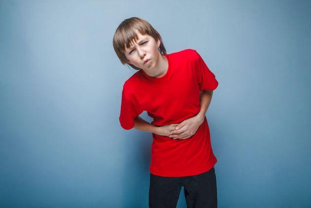 боли в животе у ребенка - симптом дисбактериоза