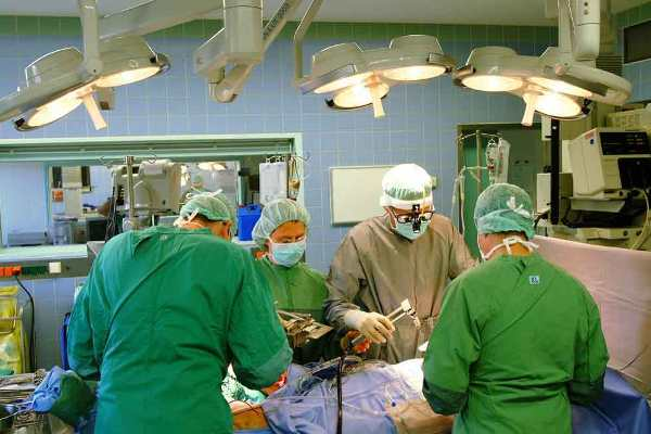 хирургическое лечение варикозного расширения вен пищевода
