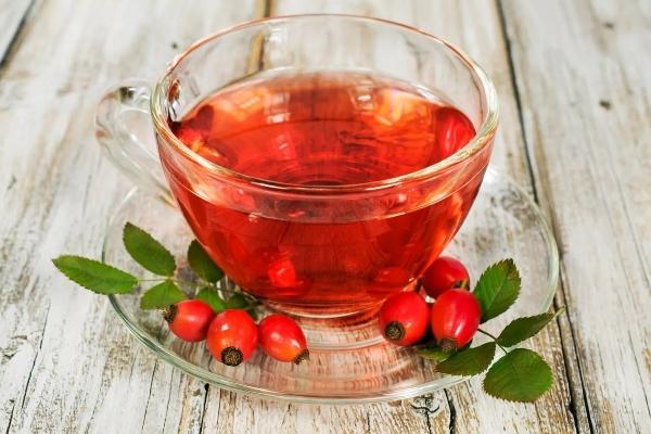 шиповниковый чай при панкреатите