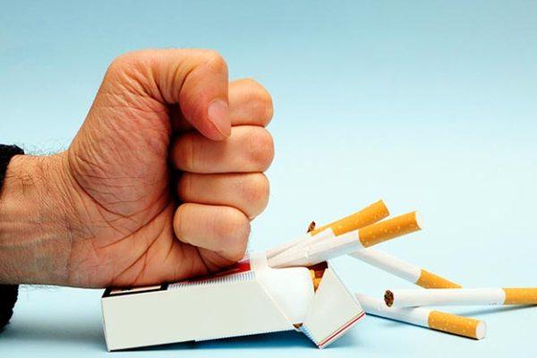 для профилактики язвы желудка нужно отказаться от вредных привычек