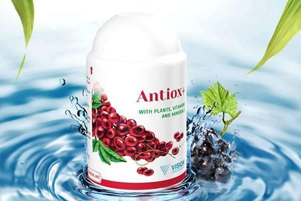 Антиокс+ - витамины при диабете