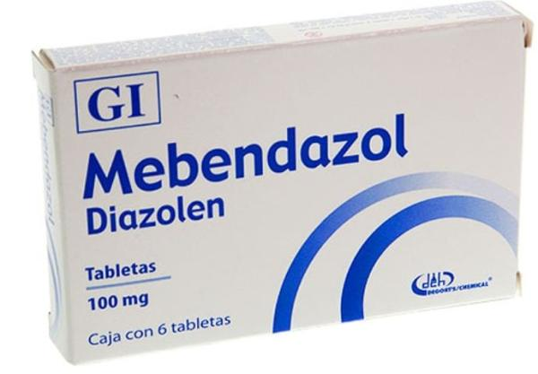 Мебендазол - лекарство от глистов для детей