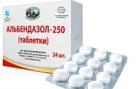 Альбендазол - препарат от описторхоза