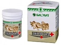 Экорсол - препарат от описторхоза