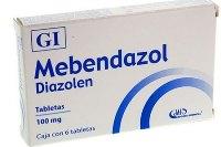 таблетки от остриц Мебендазол