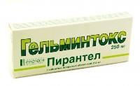 таблетки от остриц Гельминтокс