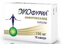 Экофурил - аналог энтерофурила